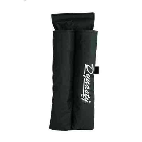 Double Stick bag, velcro drum attachment