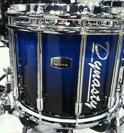 dynasty custom elite marching snare 14x12 musix instruments. Black Bedroom Furniture Sets. Home Design Ideas