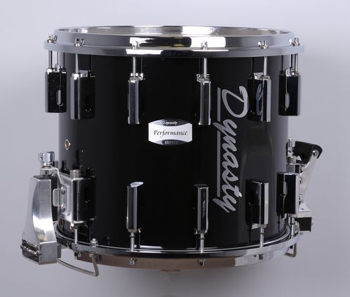 Dynasty Marching Snare Drum with Leg Rest and Multi-Angle Bar