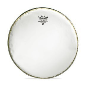 REMO Snare Side Falams II Smooth White