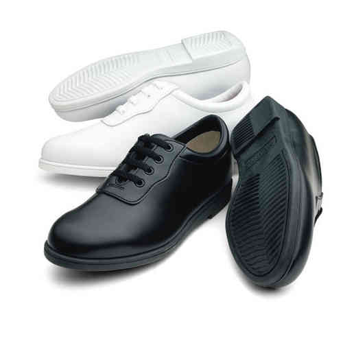 Dinkles Glide Marching Shoe Blanc