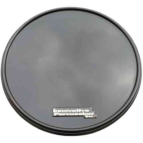 Innovative Percussion BLACK CORPS PAD WITH BLACK RIM