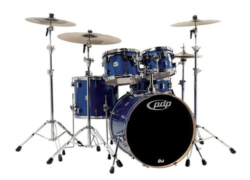 PDP by DW Drum-Set Concept Maple