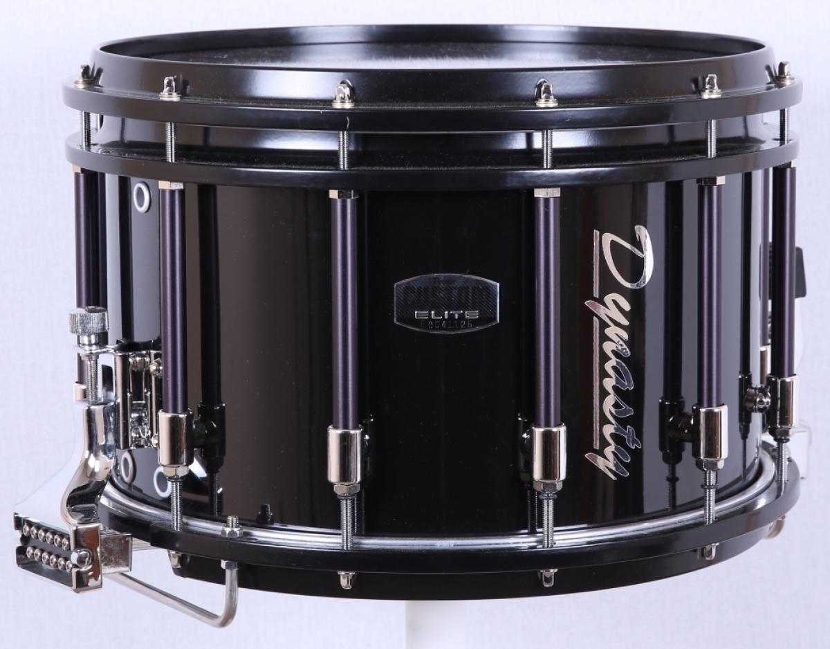 dynasty custom elite marching shorty snare14x10 musix instruments. Black Bedroom Furniture Sets. Home Design Ideas