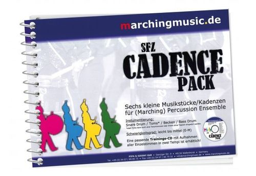 SFZ CADENCE PACK VOL. 3