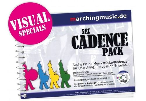 SFZ CADENCE PACK VOL. 8 | Visual Specials