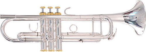 Professional Trumpet System Blue