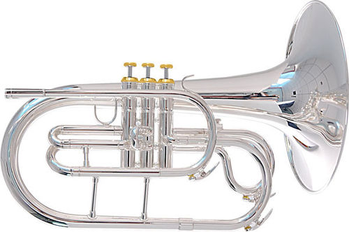 Professional Mellophone System Blue