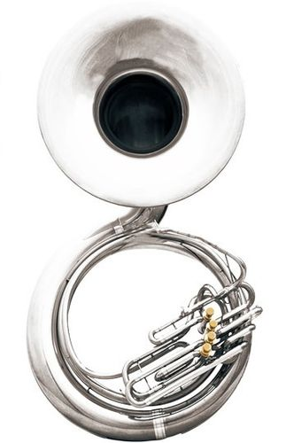Professional Sousaphone System Blue