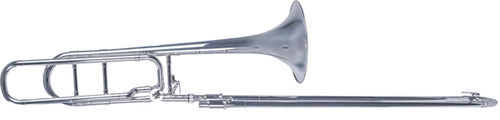 Professional Trombone System Blue