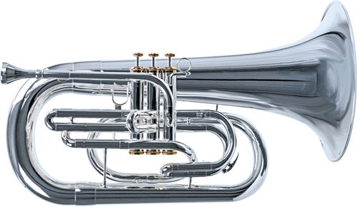 System Blue Traditional Euphonium