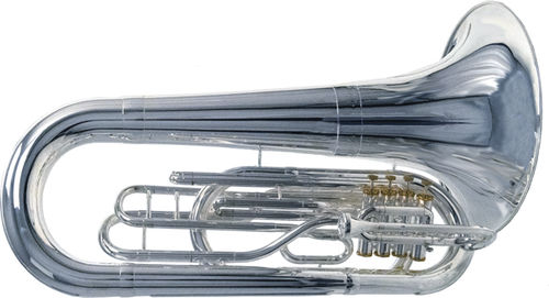 System Blue Traditional Tuba