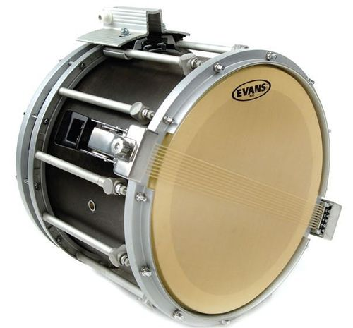 "Evans 14"" Snare Side MX5 Marching Snare Side Head"