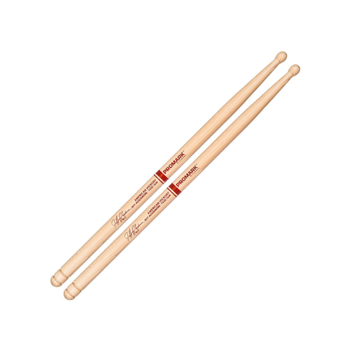 American Hickory TXDC18IW Jeff Ausdemore Marching Drumsticks